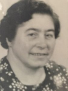 William's Oma (Grandmother) in Germany in the 1950's