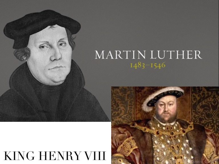 martin luther and henry viii He was elevated to the rank of cardinal in 2014 his eminence kindly received me in his office, where i presented him with a copy of the royal book of catholic apologetics, 'in defense of the seven sacraments against martin luther' written by king henry viii of england, which i had edited and published.